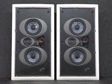 "Polk Audio LCi-RTS105 5 1/4"" Mid/Bass Drivers InWall Loudspeakers  (Pair)"