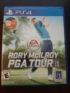 Rory McIlroy PGA Tour Golf EA Sports Sony PlayStation 4 PS4 Game