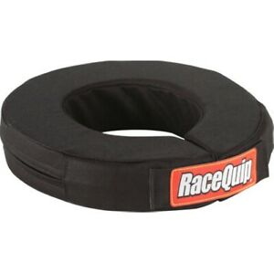 Racequip 333003 Neck Support; 360 Degree; Padded Black NEW