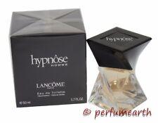 Lancome Hypnose Homme 1.7/1.6 oz 50 ml Spray Eau De Toilette for men New in Box