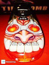 NHRA SCOTTY CANNON 1:16 Milestone 02 Funny Car NITRO Firebird TIME BOMB Diecast