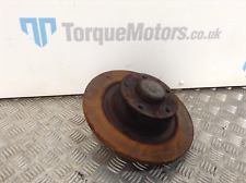 Renault Megane 3 III RS Passenger side rear hub & disc