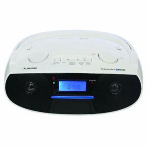 BLUETOOTH SPEAKER WIRELESS USB MP3 SD FM RADIO PORTABLE STEREO SOUND SYSTEM Lloy