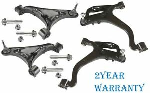 WISHBONE UPPER & LOWER FRONT LEFT &RIGHT Fits LANDROVER DISCOVERY III 04-09 MK3