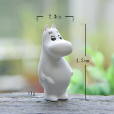 Moomin Valley Character Figure Action Figures Figurine Toy Garden Decoration A