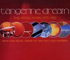 Tangerine Dream:  The Virgin Years: 1977-1983 - Box 5 CD