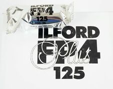 Ilford FP4 PRESSE 135 36 poses 125 ISO , utilisable jusqu'à avril 2018
