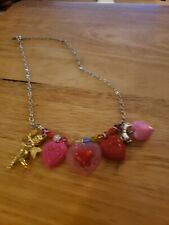 Tarina Tarantino charm heart necklace