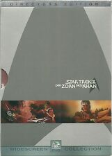 Star Trek 02 Der Zorn des Khan 2 DVDs Special Edition NEU OVP Sealed Deut. A.