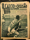 Il calcio e il ciclismo illustrato 1956 N°48 TORINO-INTER/ ROMA-FIORENTINA 23/6