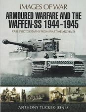 ARMOURED WARFARE & WAFFEN-SS 1944-1945 RARE PHOTOGRAPHS IMAGES OF WAR