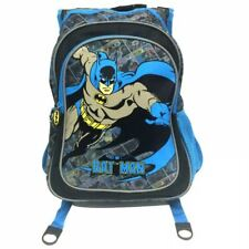 BATMAN THE DARK KNIGHT DC COMICS BACKPACK RUCKSACK SCHOOL UNI BAG URBAN TURTLE