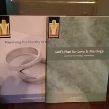 (Veritas Series) God's Plan for Love and Marriage, JP II's Theology Body, Ed Sri