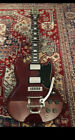 1973 Gibson SG with Tremolo Bar.