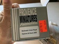 1/43 scale model PROVENCE MINIATURES Multimatic Ford Crown Royal  2005