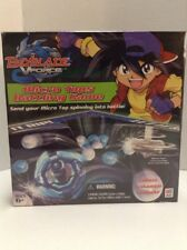 BEYBLADE VFORCE - Micro Tops Battling Game By Milton Bradley/HASBRO - 2003 - New