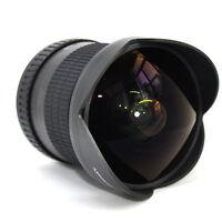 Pro Jintu Super Wide 8mm II F/3.5 Fisheye Len F Canon EOS SLR Camera AF Confirm