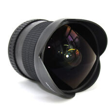 AF Confirm 8mm II F/3.5 Fisheye Len Canon 1200D 760D 60D 70D 6D 7D 5DIII Camera