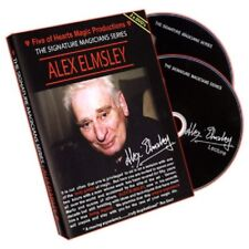 ALEX ELMSLEY (2 DVD Set) Signature Magicians Series