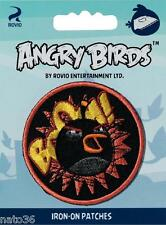 Applikation Nr. 925167a angry birds bunt Aufbügel PRYM nähen bügeln Jacke Hose