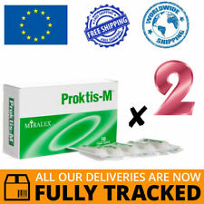 PROKTIS-M 20 Suppositories - Made in Italy by Miralex - Free Delivery