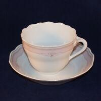 Hutschenreuther Maria Theresia Windsor rose Kaffeetasse mit Untertasse neuwertig