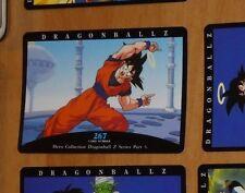 DRAGON BALL Z DBZ HERO COLLECTION PART 3 CARDDASS CARD REG CARTE 267 JAPAN NM
