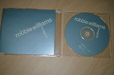 Robbie Williams - No regrets. CD-Single PROMO (CP1705)