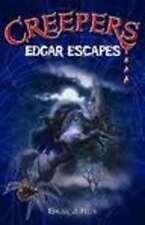Edgar Escapes (Creepers), New,  Book