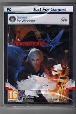 DEVIL MAY CRY 4 PC DVD NEUF