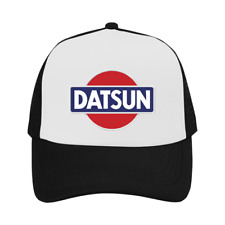 Datsun Cap Car Sport Trucker Hat Black Exclusive Adjustable Outdoor Sun