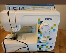 Nearly new brother ls14 sewing machine perfect condition,great for beginners