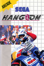 ## SEGA Master System - Hang On - TOP / MS Spiel ##