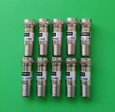 (Lot 10) Cable TV 17dB Attenuator Pads 5-1000 MHz