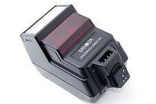 Minolta Program 2800 AF Shoe Mount Flash Testé TRAVAIL CASE Works Sony Digital