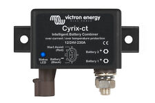 Victron Cyrix-ct 12/24V-230A Intelligent Battery Combiner - Isolator