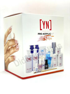 Young Nails Professional Acrylic System Kit- Speed