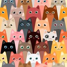 Vlies Tapete Rollen Kinderzimmer Katze Kätzchen Deko Fototapete E-B-0028-j-a