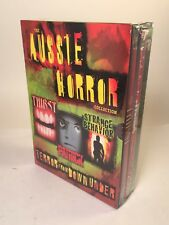 The Aussie Horror Collection (DVD, 3-Disc Box Set) FACTORY SEALED