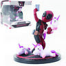 "Marvel Deadpool Unicorn Selfie Q Figure 4 "" PVC Doll Kids X-men Toy Xmas Gift"