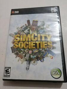 Sim City Societies - DVD-ROM PC Game 2007