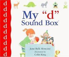 "My ""D"" Sound Box(r) (Sound Box Books)-ExLibrary"