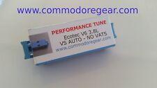 VS V6 3.8 (Ecotec) PERFORMANCE Memcal TUNE - Auto only - VATS or NO VATS