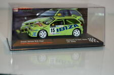Seat Sport Ibiza Kit Car kitcar Rovanperä RAC RALLY 96 - IXO 1/43 cochesaescala