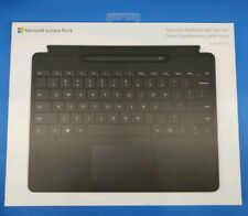 New listing Microsoft Surface Pro X Signature Keyboard with Black Slim Pen