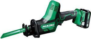 HIKOKI HITACHI 10.8V Cordless Electric Reciprocating Saw CR12DA(NN) Body Only