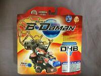 Battle B-Daman Figur Midnight Blade DHB - Hasbro 98115 D-38 - 2005 Zero System