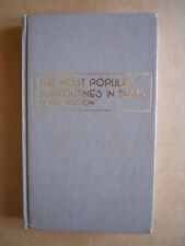 The Most Popular Subroutines in Basic Ken Tracton 1 st 1980 Tab Books [OGL]