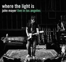 John Mayer Where The Light Is - Live in Los Angeles 0886973383193 Blu-ray