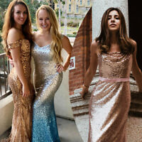 Ever-Pretty Sequins Evening Dress Sparkly Long Formal Formal Party Dresses